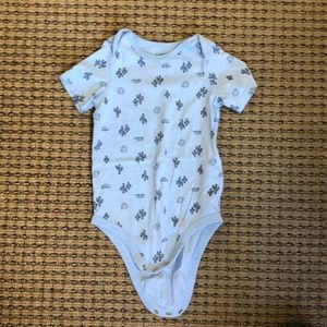 Adorable onesie for the summer!